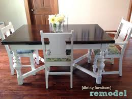 Painted Oak Dining Table And Chairs Dining Tables Amazing The Copper Coconut Dining Table And Chairs