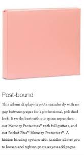 post bound album tips and tricks of the trade post bound albums como