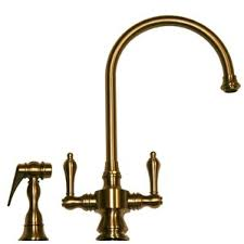 pewter kitchen faucet kitchen faucets you ll wayfair