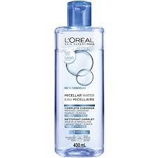 micellar cleansing water plete cleanser waterproof all skin types