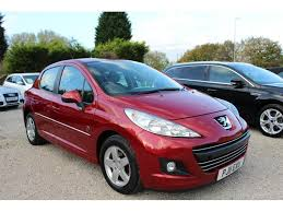 peugeot 207 red used peugeot 207 hatchback 1 4 envy 5dr in wigan lancashire
