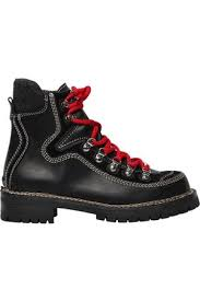 womens leather hiking boots canada buy dsquared2 s boots fashiola com compare buy