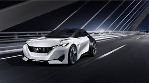 pijot car peugeot concept cars showcasing future new car design and technology