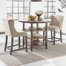 black counter height table set counter height kitchen table and chairs black counter height