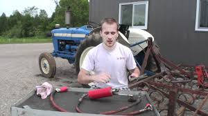 3 point hitch rebuild how to youtube