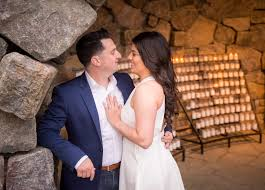 wedding photographers albany ny corina tonio s siena college engagement session albany ny
