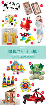 13 gifts your toddler will babble