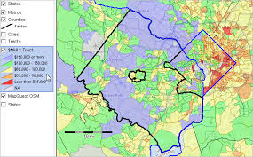fairfax county map fairfax county demographic economic patterns trends