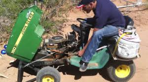 john deere 160 no spark fix youtube