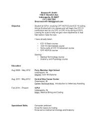 medical coding resume samples 22 210 best sample resumes images on