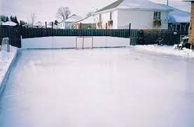 Build A Backyard Ice Rink Backyard Rink Plans Outdoor Furniture Design And Ideas