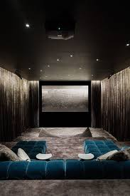 How To Make A Backyard Movie Theater Best 25 Media Rooms Ideas On Pinterest Movie Rooms Basement