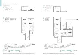 kingsford waterbay 1 bedroom floorplan