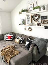 gallery wall with shelves 5 simple gallery wall ideas for the