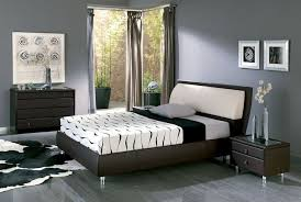 Feature Wall Paint Colour Bed Suite Natalies Room Pinterest - Gray color schemes for bedrooms