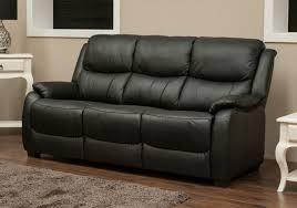 Parker Sofa Leather 3 Seater Sofa