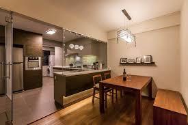 bto kitchen design the benefits of open kitchen design