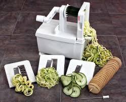 paderno cuisine spiral vegetable slicer rosenthal sambonet adds spiral slicer paderno brand gourmet