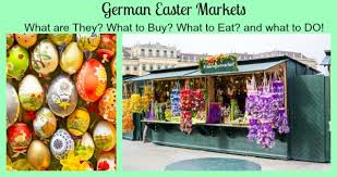 Shopping In Germany German Easter Markets Easter Shopping In Germany