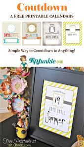 6 must printable calendars for june free tip junkie