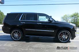 cadillac jeep cadillac escalade with 24in lexani artemis wheels exclusively from