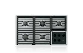 Wolf Downdraft Cooktop 36