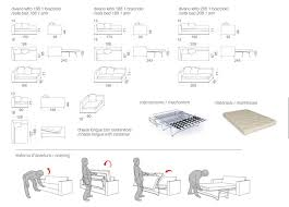 Sofa Bed Mattress Sofa - Sofa bed dimensions