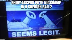 Arceus Meme - image tagged in pokemon imgflip
