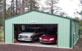 2 car garage 2 car steel garage image