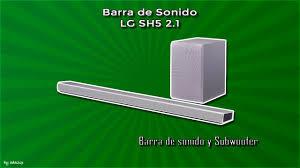 lg black friday black friday shopping lg sh5 soundbar 2 1 spanish youtube