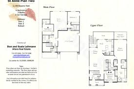 two story floor plan two story garage floor plan home interior design modified 2 story