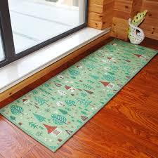 paillasson cuisine 45 240 cm anti slip entrée paillasson cuisine tapis tapis de sol