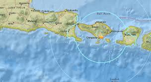earthquake bali 2017 sciency thoughts magnitude 5 5 earthquake beneath southern bali