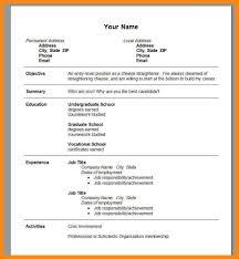 resume template word doc resume template word doc 8 resume templates word doc