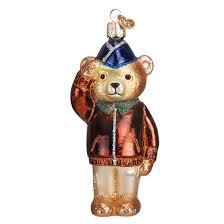 sofias mystical christmas air force bear