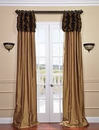 Chocolate Brown Valances For Windows Wonderful Brown Valance Curtains And Best 25 Brown Kitchen