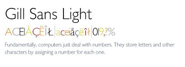gill sans light font gill sans light fonts com