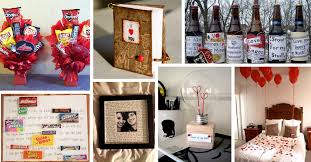 valentines day ideas for men 35 unique diy s day gifts for men