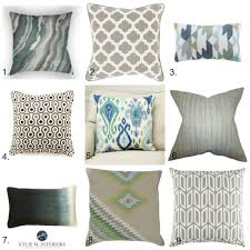 the best toss cushions and home decor to update foresten furniture