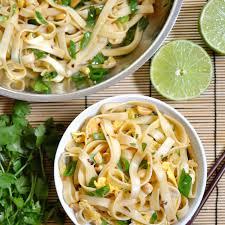 cuisine recipes easy easy pad recipe epicurious com