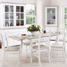 Extending Dining Table And 6 Chairs 6 Seater Dining Table Sets Wayfair Co Uk