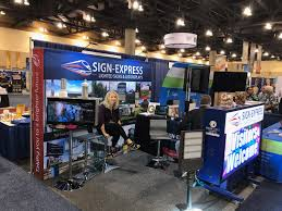 Outdoor Lighted Signs For Business by Lighted Signs Led Signs And Outdoor Signs Sign Express