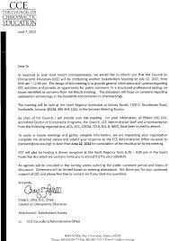 invitation letter for a program cce to hold stakeholder meeting with cartel u0026 opposition groups