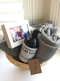 bathroom gift basket ideas the diy bathroom gift baskets sew woodsy