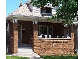 chicago bungalow floor plans chicago bungalow baltimore row house l a ranch the typical