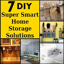 Home Storage Solutions by 7 Super Smart Home Storage Solutions Diy Home Life Creative