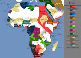 Ancient Map Of Africa by The History Of Africa Every Year Youtube