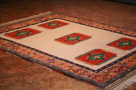 Red And Orange Rug 5x8 Persian Rugs 5x7 Oriental Rugs Oriental Persian Rug
