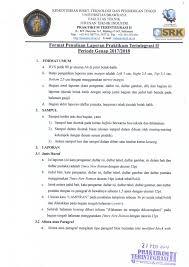 format laporan praktikum format laporan praktikum terintegrasi ii periode genap 2017 2018