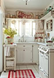 Shabby Chic Plate Rack by Cottage Decorating Ideas Kitchen Kitchen Shabby Chic Style With